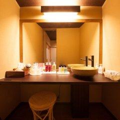Отель Fujiya Никко ванная