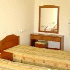 Отель Sofia Mythos Beach Aparthotel Греция, Милопотамос - 1 отзыв об отеле, цены и фото номеров - забронировать отель Sofia Mythos Beach Aparthotel онлайн комната для гостей фото 5