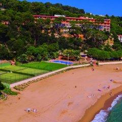 Отель Santa Marta Испания, Льорет-де-Мар - 2 отзыва об отеле, цены и фото номеров - забронировать отель Santa Marta онлайн приотельная территория