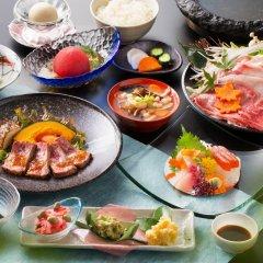 Отель Syosuke No Yado Takinoyu Япония, Айдзувакамацу - отзывы, цены и фото номеров - забронировать отель Syosuke No Yado Takinoyu онлайн питание фото 2