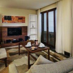 Отель Nirvana Lagoon Villas Suites & Spa 5* Люкс повышенной комфортности с различными типами кроватей фото 32