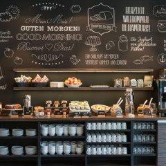 Отель Motel One Hamburg-Altona Германия, Гамбург - отзывы, цены и фото номеров - забронировать отель Motel One Hamburg-Altona онлайн питание фото 3