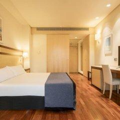 Hotel ILUNION Pio XII 4* Стандартный номер с различными типами кроватей фото 8