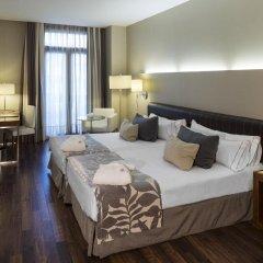 Отель Catalonia Ramblas 4* Улучшенный номер с различными типами кроватей