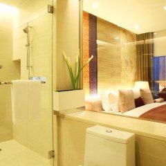 Pathumwan Princess Hotel 5* Номер категории Премиум с различными типами кроватей фото 5