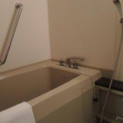 Отель Mine-no-yu Япония, Уторо - отзывы, цены и фото номеров - забронировать отель Mine-no-yu онлайн ванная фото 2