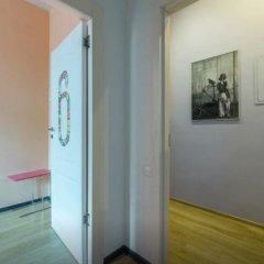 Хостел Ура рядом с Казанским Собором Номер с общей ванной комнатой с различными типами кроватей (общая ванная комната) фото 27