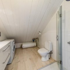 Апартаменты Apple 9 Studio ванная фото 2