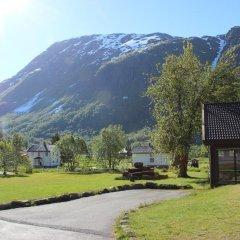 Отель Skysstasjonen Cottages фото 8