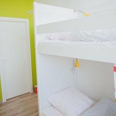 Hostel For You Кровать в общем номере с двухъярусной кроватью фото 16