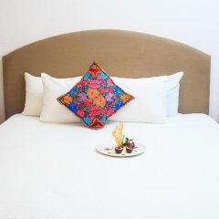 Отель Las Nubes de Holbox 3* Полулюкс с различными типами кроватей фото 33