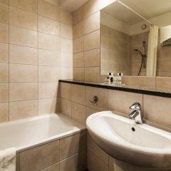 Отель Airport Okecie Польша, Варшава - - забронировать отель Airport Okecie, цены и фото номеров ванная фото 9
