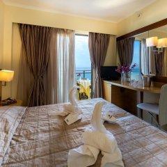 Manousos City Hotel 3* Стандартный номер с различными типами кроватей фото 2