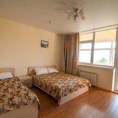 Мини-Отель Зелёный берег комната для гостей фото 3