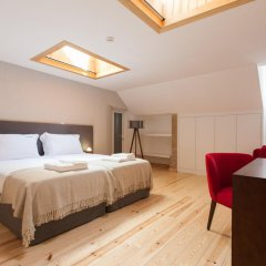 Отель Feels Like Home Rossio Prime Suites 4* Улучшенный люкс фото 2