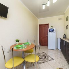 Апартаменты на Баумана комната для гостей фото 3
