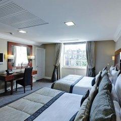 Leonardo Royal Hotel London St Paul's 5* Стандартный номер с различными типами кроватей