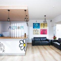 Meropi Hotel & Apartments интерьер отеля фото 2