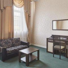 Гостиница Лефортово 3* Люкс с различными типами кроватей фото 5