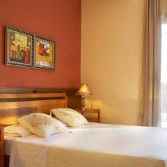 Отель Pelli Hotel Греция, Пефкохори - отзывы, цены и фото номеров - забронировать отель Pelli Hotel онлайн комната для гостей фото 4