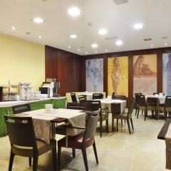 Hotel Tiffany Milano Треццано-суль-Навиглио питание фото 2
