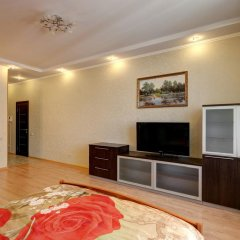 Апартаменты Business Apartments On Chistopolskaya комната для гостей фото 2