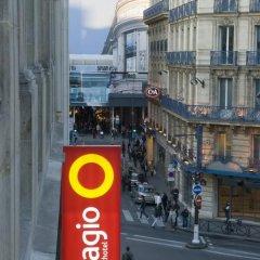 Отель Aparthotel Adagio Paris Opéra Франция, Париж - 1 отзыв об отеле, цены и фото номеров - забронировать отель Aparthotel Adagio Paris Opéra онлайн балкон