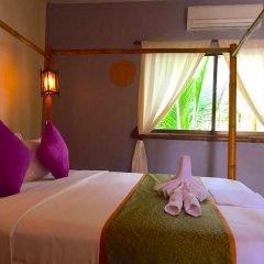 Отель Kantiang Oasis Resort & Spa 3* Номер Делюкс с различными типами кроватей фото 3