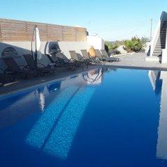 Отель Azalea Studios & Apartments Греция, Остров Санторини - отзывы, цены и фото номеров - забронировать отель Azalea Studios & Apartments онлайн бассейн фото 3