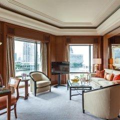 Отель The Peninsula Bangkok 5* Люкс повышенной комфортности с двуспальной кроватью