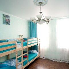 Europa Hostel Кровать в мужском общем номере с двухъярусной кроватью фото 10