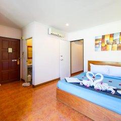 Inn Patong Hotel Phuket 3* Семейный номер Делюкс с двуспальной кроватью фото 18