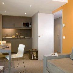 Отель Aparthotel Adagio Marseille Vieux Port 4* Студия с различными типами кроватей фото 8