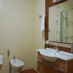 Гостиница Браво Люкс ванная фото 2