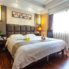Guangzhou Wellgold Hotel 3* Люкс повышенной комфортности с различными типами кроватей фото 7