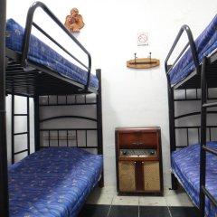 Отель Hostal de Maria Кровать в общем номере с двухъярусной кроватью фото 3