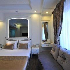 Отель Yasmak Sultan 4* Стандартный номер с двуспальной кроватью фото 4