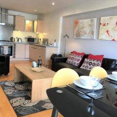 Отель Merchant City Apartments Великобритания, Глазго - отзывы, цены и фото номеров - забронировать отель Merchant City Apartments онлайн в номере