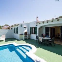Отель Villa Isi Испания, Кала-эн-Бланес - отзывы, цены и фото номеров - забронировать отель Villa Isi онлайн бассейн