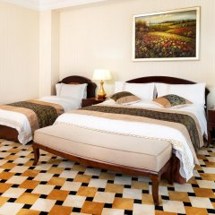 Гостиница Royal Tulip Almaty Алматы комната для гостей фото 3
