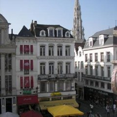 The Moon Hotel Brussels Брюссель фото 3