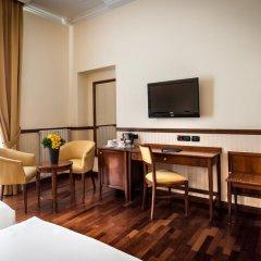 Отель Worldhotel Cristoforo Colombo 4* Улучшенный номер с различными типами кроватей фото 11