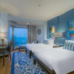 The Bayview Hotel Pattaya 4* Номер Делюкс с различными типами кроватей фото 9