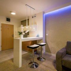 Отель Invite Wroclaw 4* Люкс с различными типами кроватей фото 6