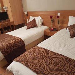 Hotel Glaros 2* Стандартный номер с разными типами кроватей фото 7
