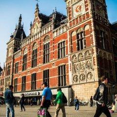 Отель DAM Амстердам спортивное сооружение