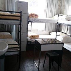 Amigo Budget Hostel Кровать в общем номере с двухъярусной кроватью фото 8
