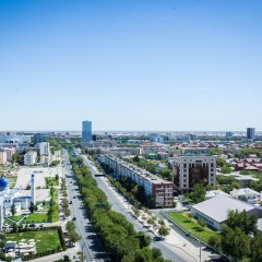 Гостиница Ardager Residence Казахстан, Атырау - отзывы, цены и фото номеров - забронировать гостиницу Ardager Residence онлайн балкон
