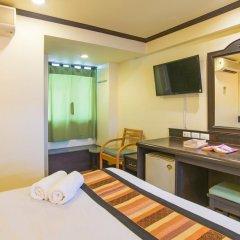 Krabi City Seaview Hotel 2* Номер категории Эконом с различными типами кроватей