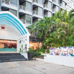 Отель Sandalay Resort Pattaya парковка